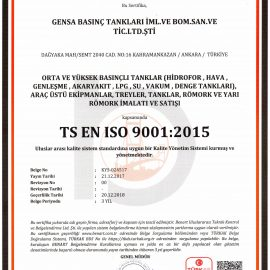 İSO 9001